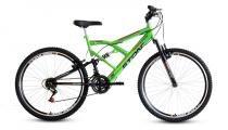 Bicicleta Aro 26 Kanguru GT 21V Stone Bike - Verde - Stone Bike