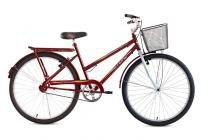 Bicicleta Aro 26 Petit Z S/M Feminina Stone Bike - Vermelha - Stone Bike