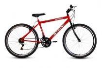 Bicicleta Aro 26 Smart GT 21V Masculina Stone Bike - Vermelha - Stone Bike