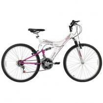Bicicleta Aro 26 TB200XS/WP, 18 Marchas, V-Brake, Quadro Aço Carbono Track Bikes - Track Bikes