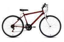 Bicicleta Aro 26 TR1 18V Masculina Stone Bike - Vermelha - Stone Bike