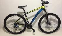Bicicleta aro 29 tirion freio a disco 21 marchas shimano tamanho 19 black friday -