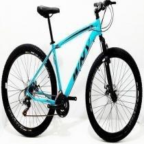Bicicleta aro 29 wny com freio à disco cambios shimano -