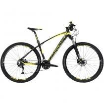 Bicicleta Aro 29ER 27V Preto/Amarelo - Tsw Ride -