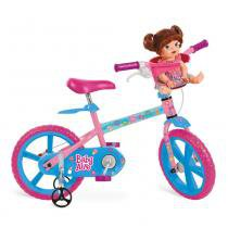 Bicicleta Baby Alive Aro Rosa - Bandeirante
