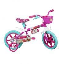 "Bicicleta Barbie Aro 12"" Caloi - 000952.29002 -"