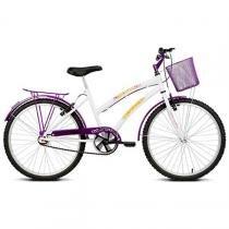 Bicicleta Breeze Aro 24 Branca  - Verden -