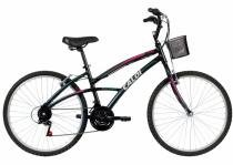 Bicicleta caloi 100 feminina com marchas passeio - Caloi
