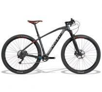 Bicicleta Caloi Elite Carbon Racing 2018 com Brinde Nf -