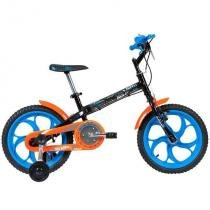 Bicicleta Caloi Hot Wheels 16 - 2017, Aro 16 -