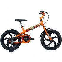 Bicicleta Caloi Power Rex Aro 16 - Quadro Aço Carbono