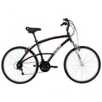 Bicicleta Caloi Sport Aro 26 21 Marchas - Suspensão Dianteira Quadro Alumínio Freio V-brake
