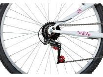 Bicicleta Caloi Ventuira A16 Aro 26 21 Marchas - Quadro de Aço Freio V-brake