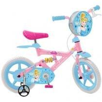 Bicicleta cinderela aro 12 bandeirante 2443 - Bandeirante
