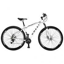 Bicicleta Colli Bike 531.05 Aro 29 21 Marchas - Suspensão Dianteira Câmbio Shimano Freio à Disco