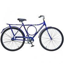 Bicicleta Colli Bike Adulto Barra Sport Aro 26 - Quadro de Aço Freio Contra Pedal