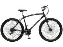 Bicicleta Colli Bike Aro 26 21 Marchas  - Freio V-Brake