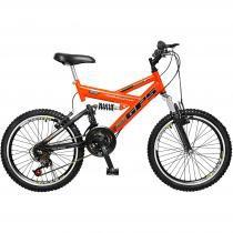 Bicicleta Colli Bike GPS Aro 20 21 Marchas - Dupla Suspensão Freio V-Brake