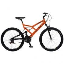 Bicicleta Colli Bike GPS Pro Aro 26 21 Marchas - Dupla Suspensão Freio V-brake