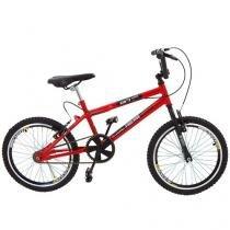 Bicicleta Colli Bike Infantil Cross Free Ride - Quadro de Aço Freio V-brake