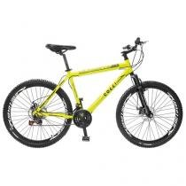 Bicicleta Colli Bike Ultimate 30513 Aro 26 - 21 Marchas Suspensão Dianteira Freio à Disco
