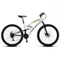 Bicicleta Colli Dupla Suspensão Aro 29 21Marchas Freio à Disco - 229 - Colli