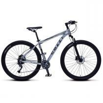Bicicleta Colli MTB Alumínio Kit Alívio Shimano A29 Freio a Disco 27M - 531A -