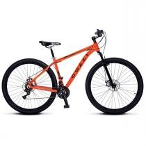 Bicicleta Colli MTB Aro 29 Alum. Kit Shimano 21M Susp. Dianteira Freios a Disco - 531 -