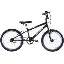 Bicicleta Cross Aro 20 Noxx BMX Quadro Rebaixado Preto - Track Bikes - Track Bikes