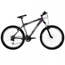 Bicicleta Cross/Country Aro 26 Alumínio TK700 Grafite - Track Bikes - Track Bikes