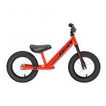 Bicicleta de Equilíbrio Infantil Vermelho - Atrio - Vermelho - Multikids