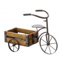 Bicicleta Decorativa para Jardim 52cm - LYOR CLASSIC - Lyor