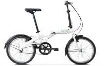 Bicicleta Dobrável Durban One - Branco -