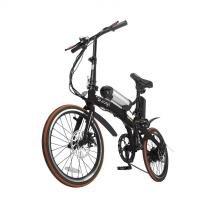 Bicicleta Dobrável Pliage + Kit Elétrico Preto Two Dogs -