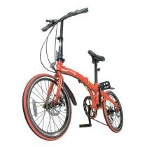 Bicicleta Dobrável Pliage Vermelha Two Dogs - Two Dogs