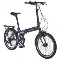 Bicicleta Durban Dobravel Bay Pro Grafite -