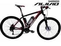 Bicicleta Elétrica Aro 29 AL. BAT. de LITIO Tec-Falcon - Tecbike