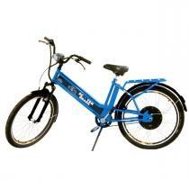 Bicicleta Elétrica Daytona 800W 48V 12Ah Azul - Scooter brasil