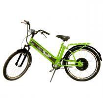 Bicicleta Elétrica Daytona 800W 48V 12Ah Verde - Scooter Brasil