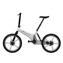 Bicicleta Elétrica Gocycle G2R Branca - Gocycle