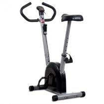 Bicicleta Eletrica Kikos 3015, Preto, Painel com auto scan, Ajuste de altura, Pedais com cinta para os pés - Kikos