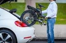 Bicicleta Elétrica Sense 36V 310E Easy dobrável preta - Sense Bikes