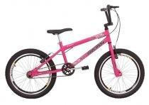 Bicicleta Energy Aro 20 Aero Rosa Barbie - Mormaii - Rosa - Mormaii