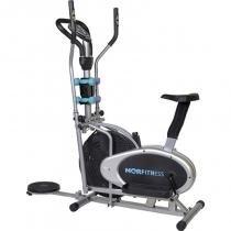 Bicicleta Ergométrica Elíptica com Halteres e Sistema Mecânico MOR 40200024 - MOR