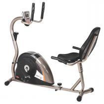 Bicicleta ergométrica horizontal drop 5000h 3155 mormaii - Dream