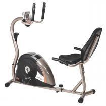 Bicicleta Ergométrica Horizontal Drop 5000H 3155 Mormaii - Mormaii