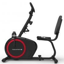 Bicicleta Ergométrica Horizontal H2 com Display LCD 9289670 Preta - Movement - Movement