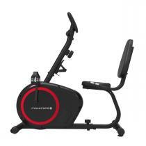 Bicicleta Ergométrica Horizontal H2 Display Lcd 3.5 Pol Movement - Movement