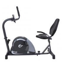 Bicicleta Ergométrica Horizontal Magnética MAG5000H - Dream - DreamFitness