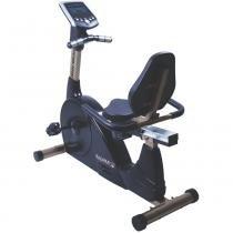 Bicicleta Ergométrica Horizontal Vulcanus 5000H - Mormaii - Dream Fitness
